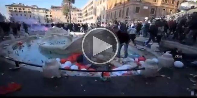 Scontri a Roma, 3 mln di euro di danni