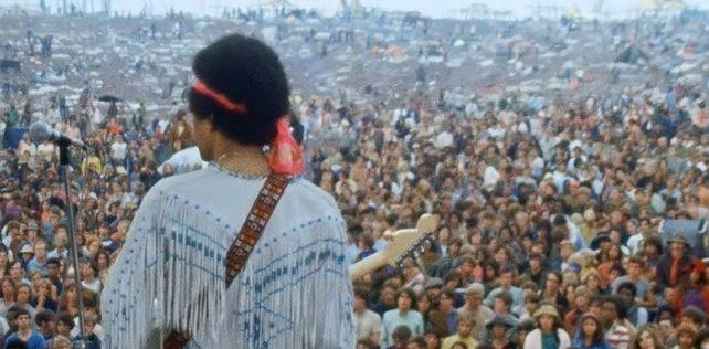 50 anni di Woodstock, il Festival che cambiò la musica – LA FOTO