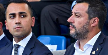 Di Maio e Salvini si ignorano