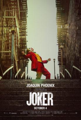 Locandina Joker english