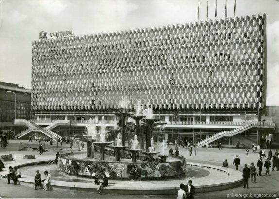 "Il market statale ""Centrum"" di Alexander Platz"