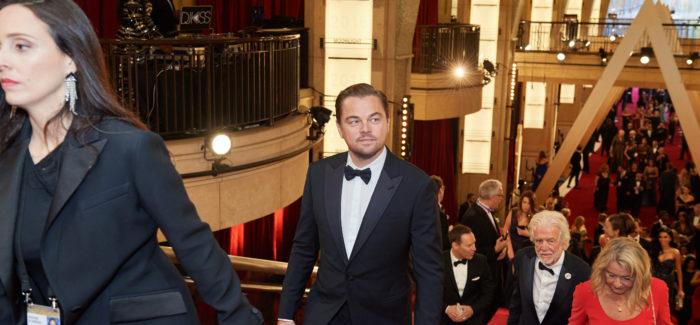 Leonardo DiCaprio Oscar 2020