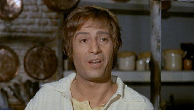 """Nino Manfredi in """"Nell'anno del Signore"""", 1969"""
